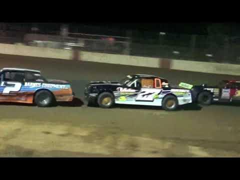 Pure Stock V8 Main County Line Raceway 9/8/18