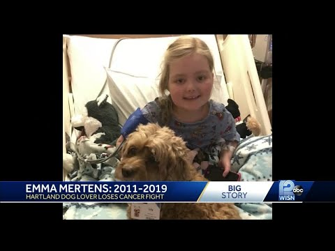 Hartland Girl With Cancer, Who Was Famous For Loving Dogs, Dies