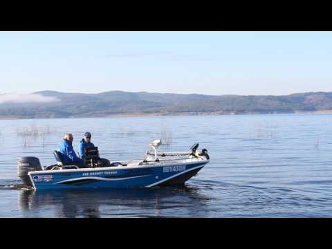 Tips for Chasing Copeton Cod using HDS Carbon