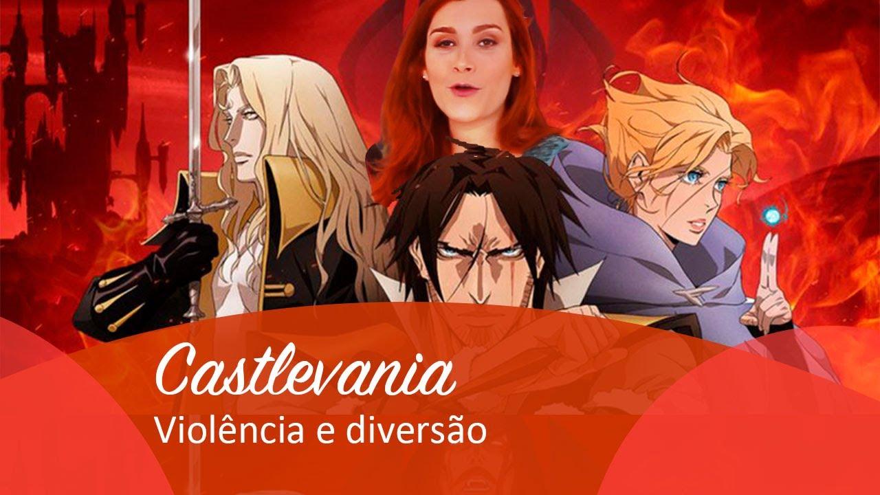 Castlevania Netflix Review