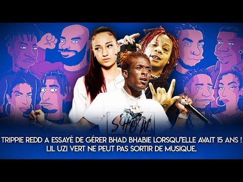 French Plug Show : Histoire d'amour entre Trippie Redd et Bhad Bhabie - Lil Uzi Vert bloqué ?