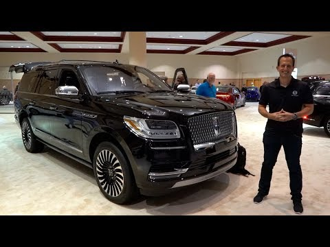 Is the 2020 Lincoln Navigator Black Label the KING of full size SUVs?