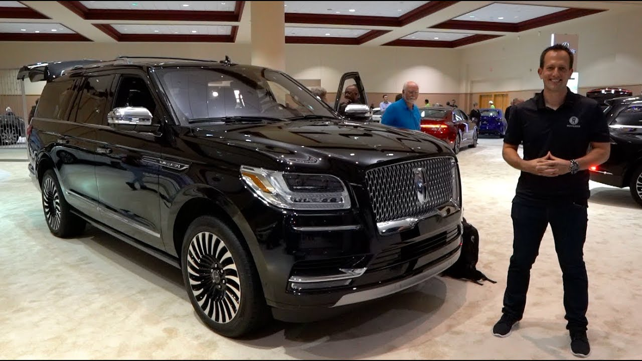 2020 Lincoln Navigator Redesign and Review