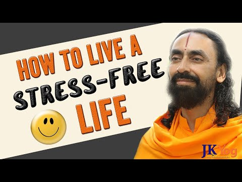 How To Live A Stress Free Life | Motivational Video