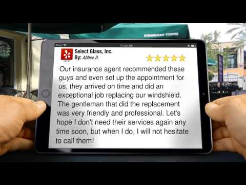 Auto Glass Replacement And Repair Peoria AZ