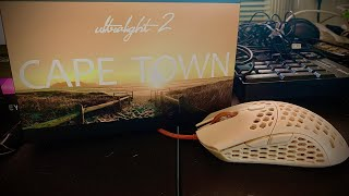 Finalmouse Cape Town Ultralight 2 Impressions and Thoughts (Glide Test and Mouse Sizes)