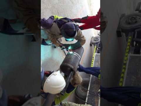 Lincoln STT Pipe Welding