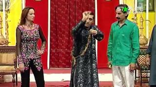 Best Of Zafri Khan, Sajan Abbas And Iftikhar Thakur New Pakistani Stage Drama Full Comedy Funny Clip