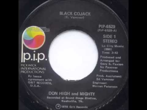 Don High And Mighty - Black Cojack (1976)