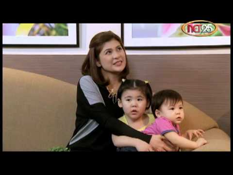 Roxanne Guinoo and her kids on M0Ments this Saturday (Nov. 30) at 7 ...