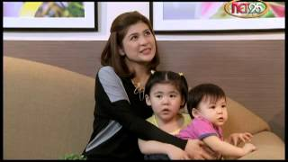 Roxanne Guinoo and her kids on M0Ments this Saturday (Nov. 30) at 7 pm on Net25
