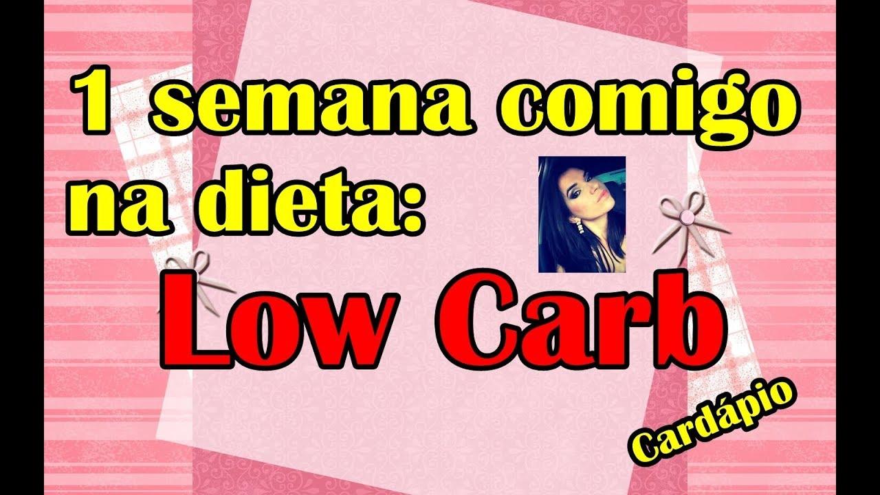 dieta low carb e jejum intermitente cardapio