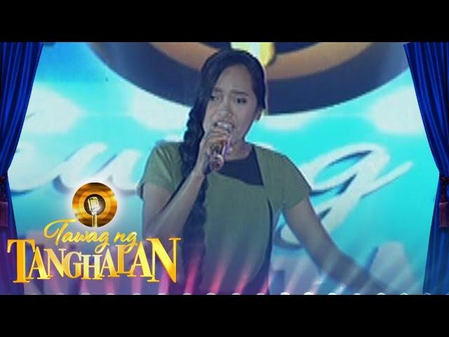 Tawag ng Tanghalan: Joylaine Canonio beats the daily winner!