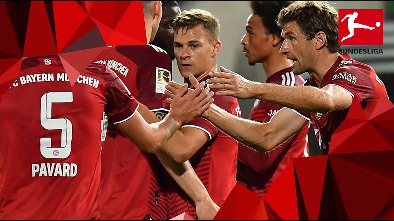 Bundesliga Highlights: Greuther Furth 1 - 3 Bayern Munich | Astro SuperSport