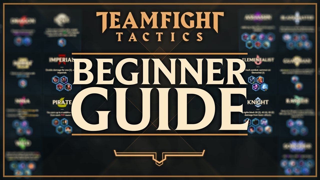 TFT Stats, Leaderboards, League of Legends Teamfight Tactics