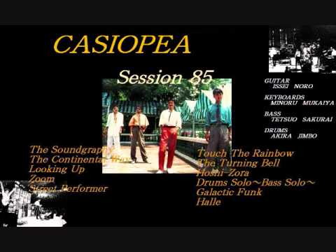 CASIOPEA SESSION'85