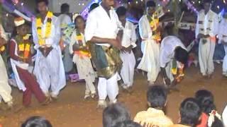 pandari bhajana songs in batrakagollu village alluru nellore