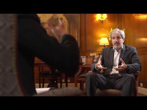"""Epstein: """"El consenso político es lo único que puede quebrar la espiral descendente de Argentina"""""""