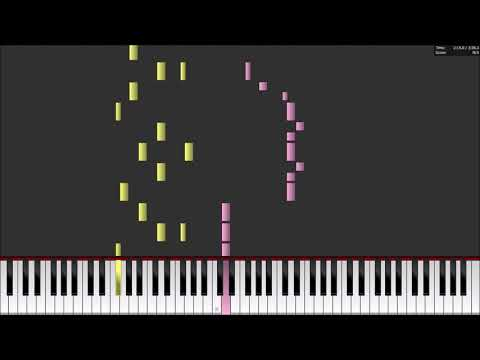 Watashi no R Piano Tutorial SHEETS + MIDI
