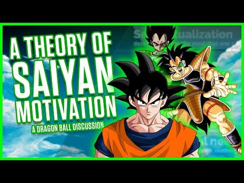 SAIYAN MOTIVATION THEORY EXPLAINED | Dragonball Z Discussion