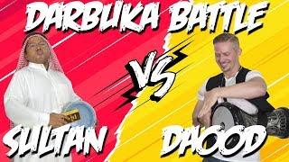 Gambar cover DARBUKA BATTLE - SULTAN VS DAOOD DEBU