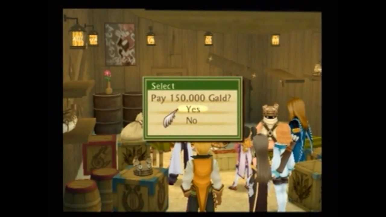Tales of the Abyss - Sidequest: - 45.3KB