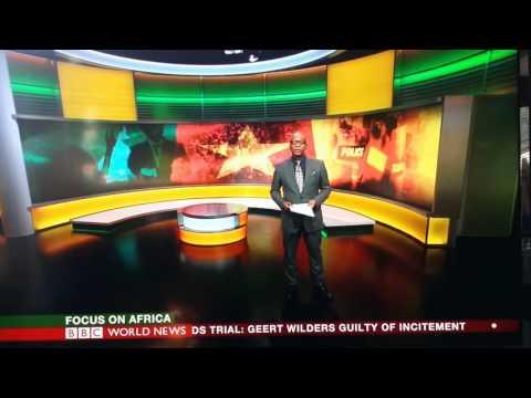 Cameroon protest - Bamenda - Buea - Kumba - BBCnews -