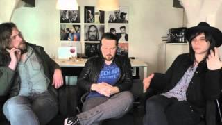 Drive Like Maria interview - Bjorn, Nitzan en Bram (deel 1)