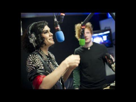We Found Love - Ed Sheeran feat. Jessie J (acoustic) - YouTube