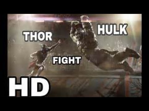 Thor: Ragnarok 2017 - Fight scenes HD