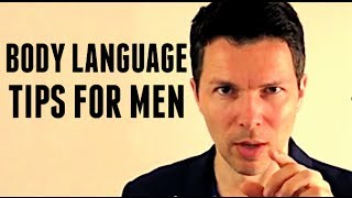 Body Language Tips For Men (Part 1) - Using Your Head To Create Attraction With Women