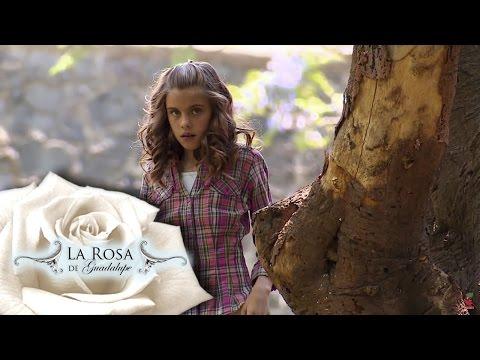 ¡Larisa culpa a Ofelia de robo! | Frente al árbol de las manzanas | La Rosa de Guadalupe