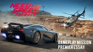 NEED FOR SPEED PAYBACK: PREMIER GAMEPLAY! Campagne Solo