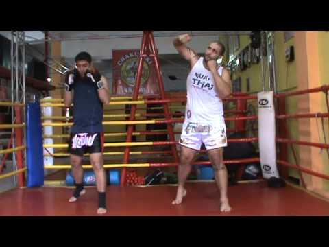Vídeo Aula 22- Soco Swing - Treinador João Paulo Souza