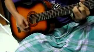 Itqan Illiyyin Avun Bin Mohd Ismadi Cover Song Aku Skandal, Hujan