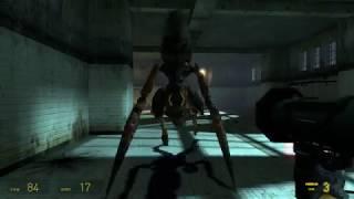[Hows Game]Half life2 ep1 戰慄時空2首部曲 用馬桶殺敵成就