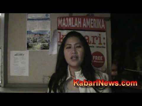 Linda Tumboimbela Interview - Pasar Senggol L.A.