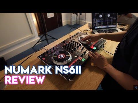 Numark NS6II Serato DJ Pro Controller Review