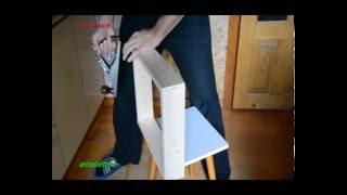 Как сделать шкафчик киот - часть1 http://aidasteh.ru/kak-sdelat-shkaf-kiot-video