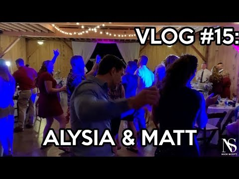 VLOG #15: Alysia and Matt Burdette