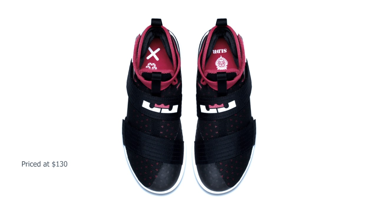best sneakers 1b848 5ddd5 Nike Zoom LeBron Soldier 10