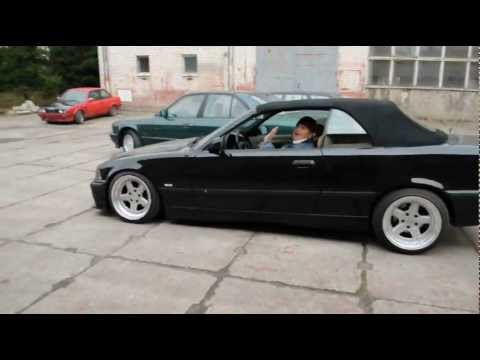 don bobas e36 cabrio mit ac schnitzer felgen youtube. Black Bedroom Furniture Sets. Home Design Ideas
