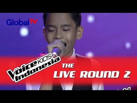 "Vavel ""Dealova"" I The Live Rounds I The Voice Kids Indonesia GlobalTV 2016"