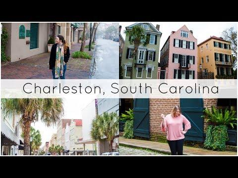 Charleston, South Carolina Travel Vlog | As Told By