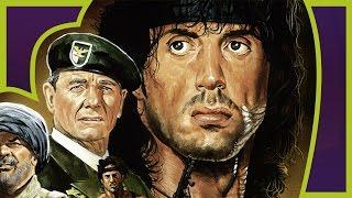 Alle Rambo Spiele im Überblick. Von 1985 - 2014