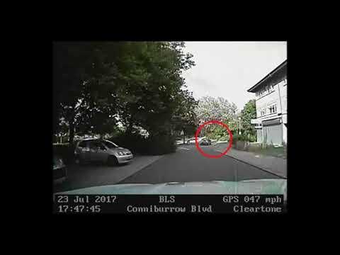Driver sentenced for dangerous driving in Milton Keynes