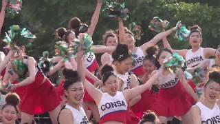 コンサフリーク~北海道武蔵女子短期大学~ YOSAKOIソーラン2018 セミファイナル