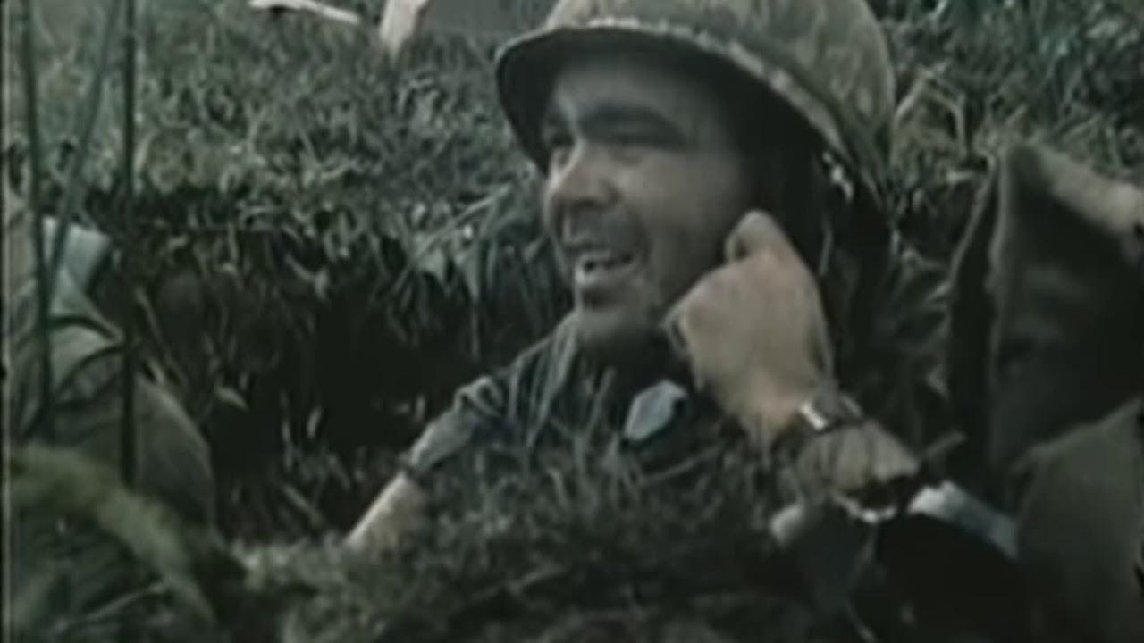 Vietnam Radio Chatter Đồng Xoài, Phước Long Province, South Vietnam - 1968