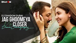 Jag Ghoomeya vs Closer | Dance Choreography | DJ Shadow Dubai Remix | Bollywood Funk NYC