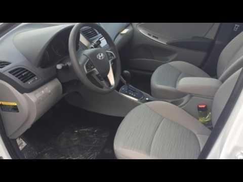 New 2016 Hyundai Accent Framingham Boston, MA #14999 - SOLD